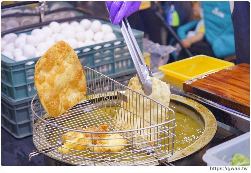 20180409010315 70 - 旱溪夜市幸運炸蛋蔥油餅 | 現揉現炸需要小排隊,起司蔥油餅你吃過嗎?