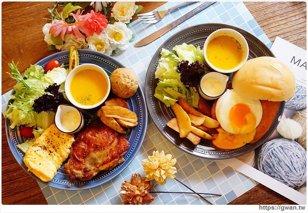 Niko Niko Cafe菜單 | 北大特區網美花牆早午餐,花栗鼠厚鬆餅新品上市