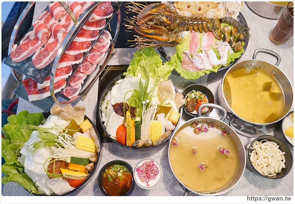 2018宇良食健康鍋物夏日限定菜單上市囉!! 肉桂紅酒鍋底你吃過嗎??