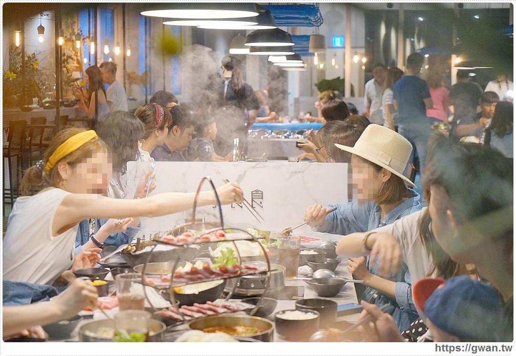 [台中火鍋●中科米平方] 宇良食健康鍋物 | 質感火鍋店夏日菜單新上市,消費滿額贈琺瑯鍋和肉盤