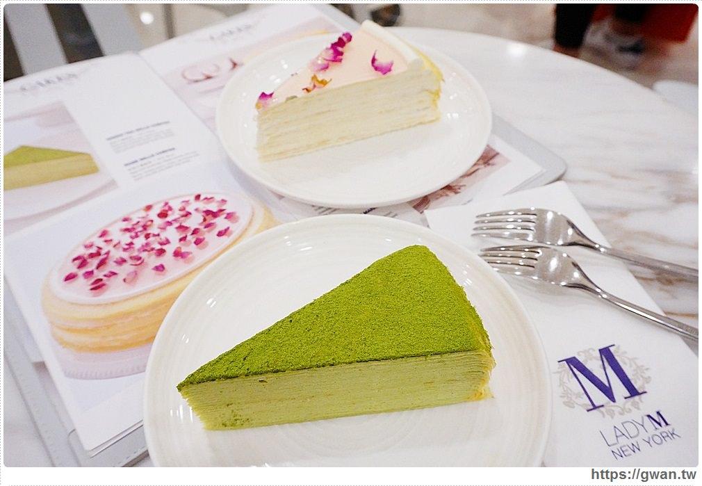 海港城 Lady M 蛋糕菜單 | 來自紐約的神級美味千層蛋糕,不排隊吃不到