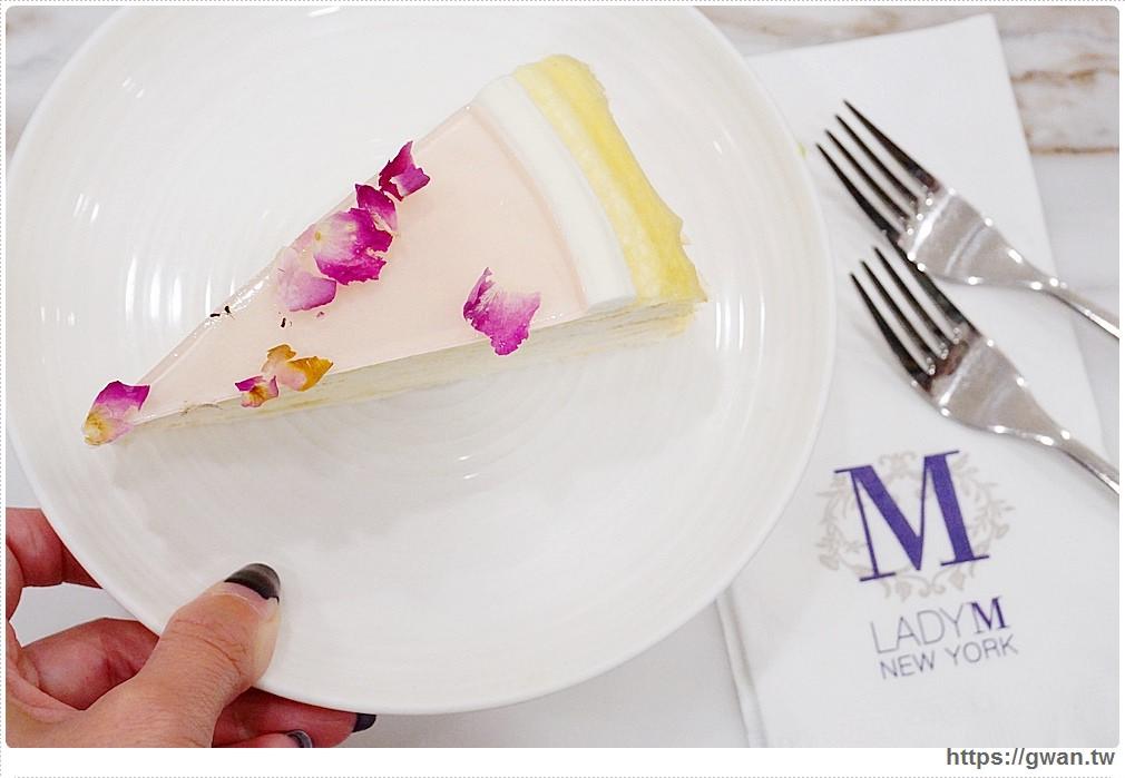 [香港甜點●尖沙嘴] 海港城Lady M | 很貴但超好吃的千層蛋糕,文末LadyM分店資訊