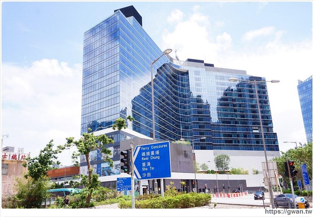 [香港九龍紅磡住宿] 香港嘉里酒店 | 窗外就是維多利亞港,還有無邊際泳池的超美渡假酒店