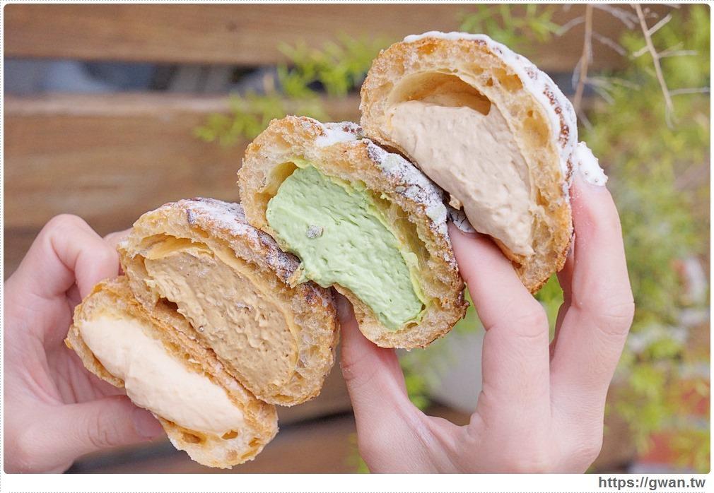 [台南甜點●東區] 三元坊泡芙 | 學區必吃爆漿泡芙,通通只要銅板價!!