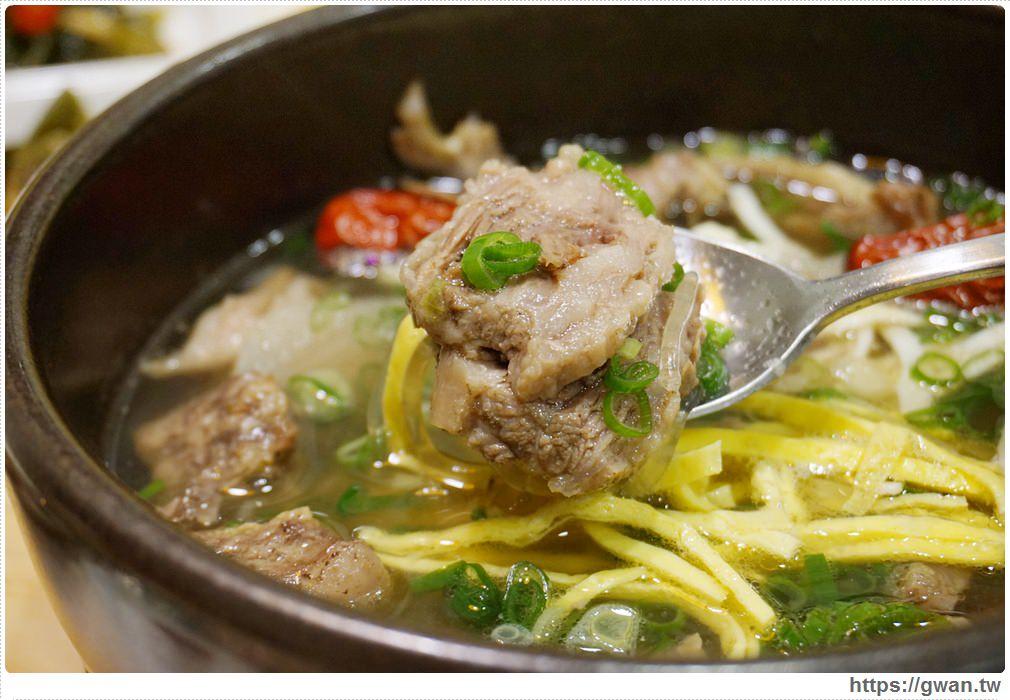韓國人開的韓式料理 | 韓品肋排 맘스갈비 信義店 Att 4 Fun 菜單