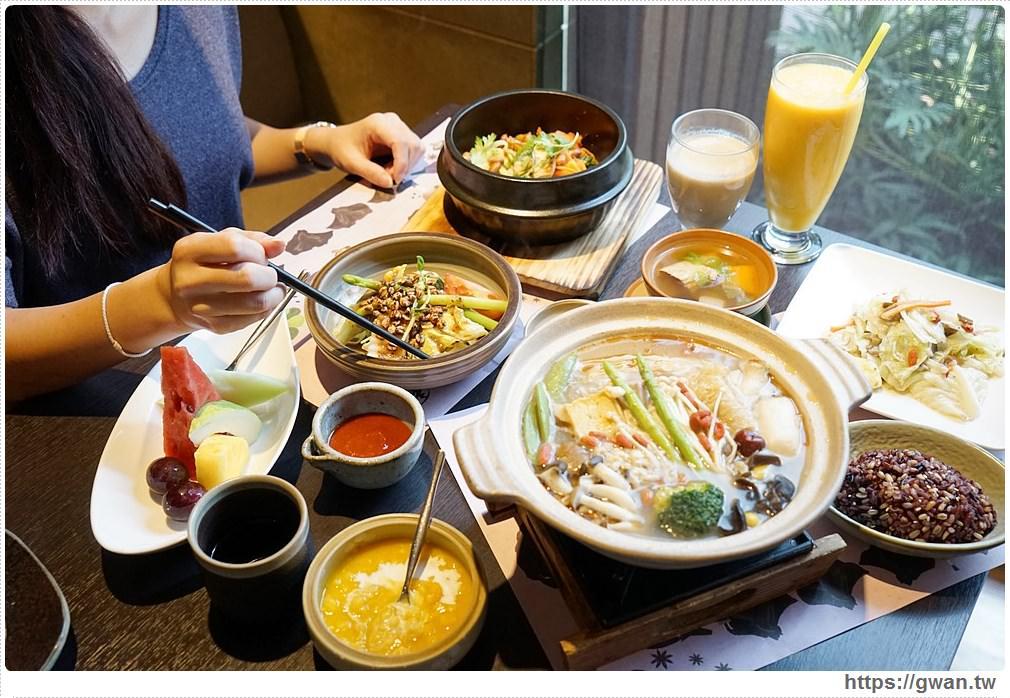 台中火鍋推薦 寬心園精緻蔬食料理
