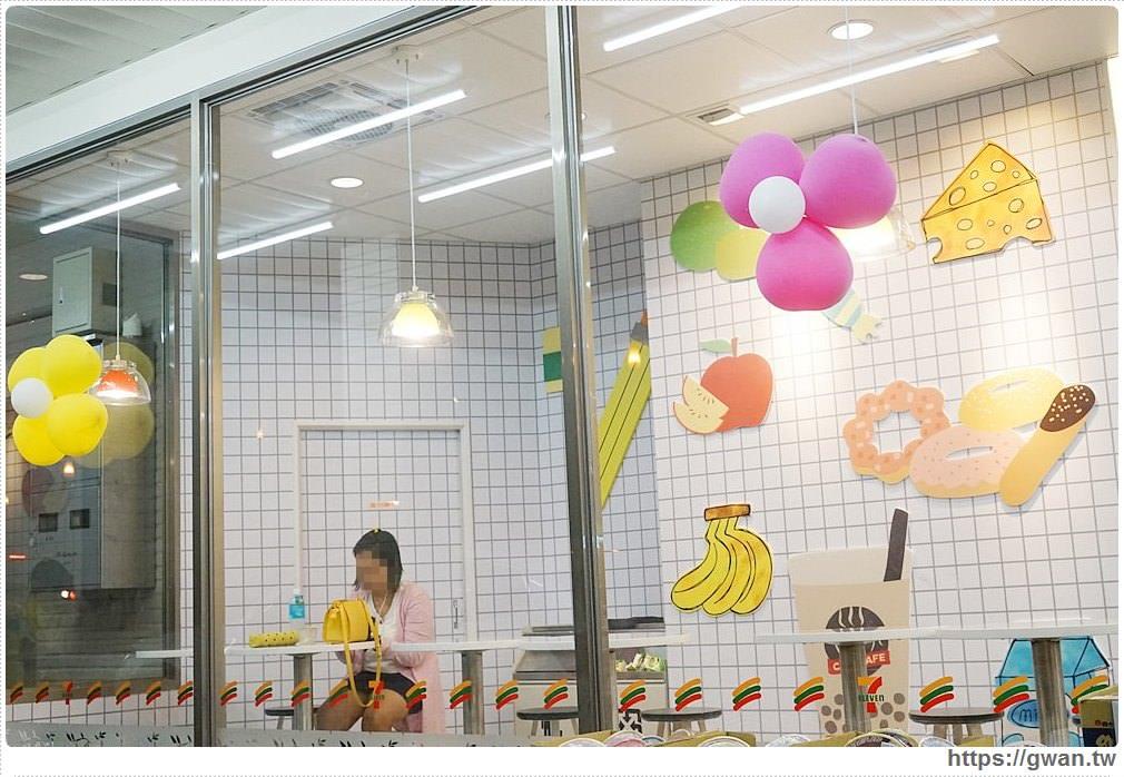 20180715213615 43 - 台中7-11福林門市新開幕 | 藏在巷子裡的特色甜點屋!!