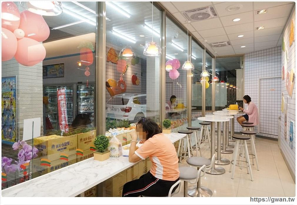 20180715213618 38 - 台中7-11福林門市新開幕 | 藏在巷子裡的特色甜點屋!!