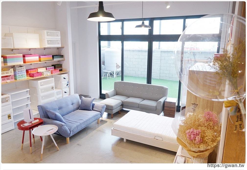 台中家具推薦 | 完美主義居家設計,超有質感的日系傢俱屋打造你的居家美學