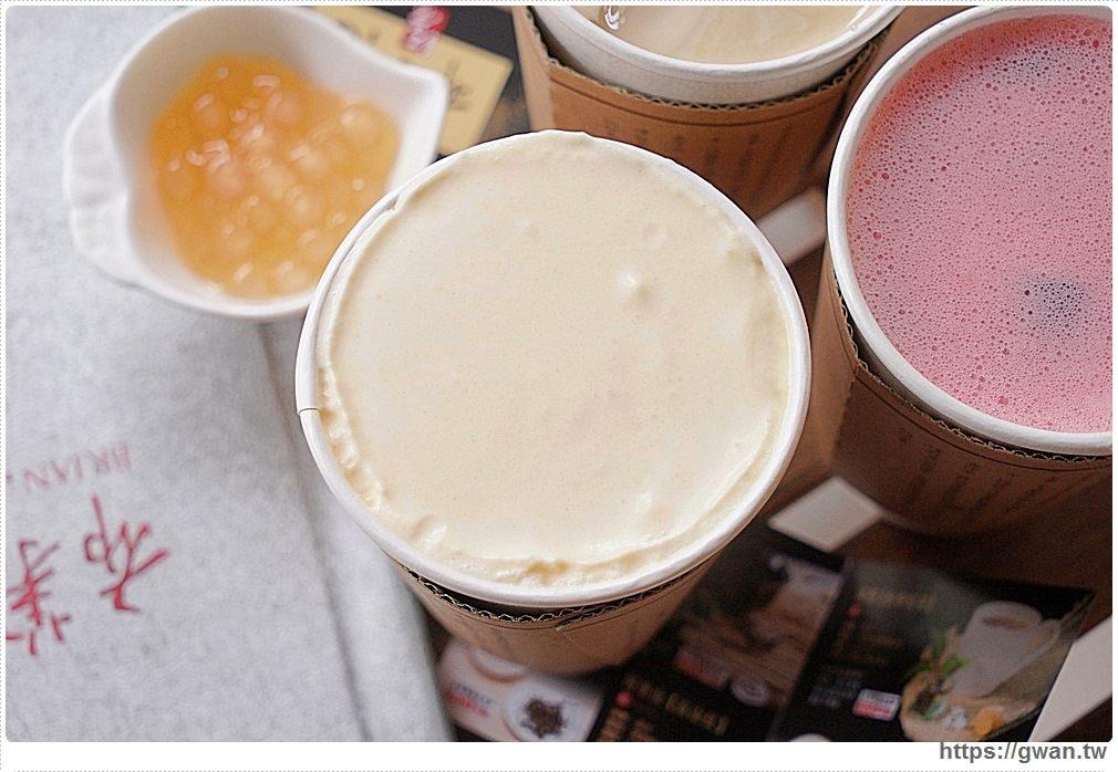 20180823173208 60 - 熱血採訪 | 布萊恩紅茶長大囉!!大容量喝更久,還多了奶蓋茶跟白玉粉圓唷~