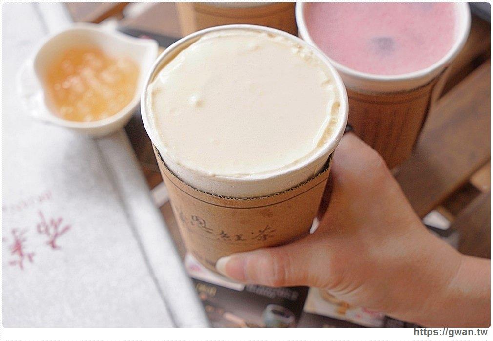 20180823173209 53 - 熱血採訪 | 布萊恩紅茶長大囉!!大容量喝更久,還多了奶蓋茶跟白玉粉圓唷~