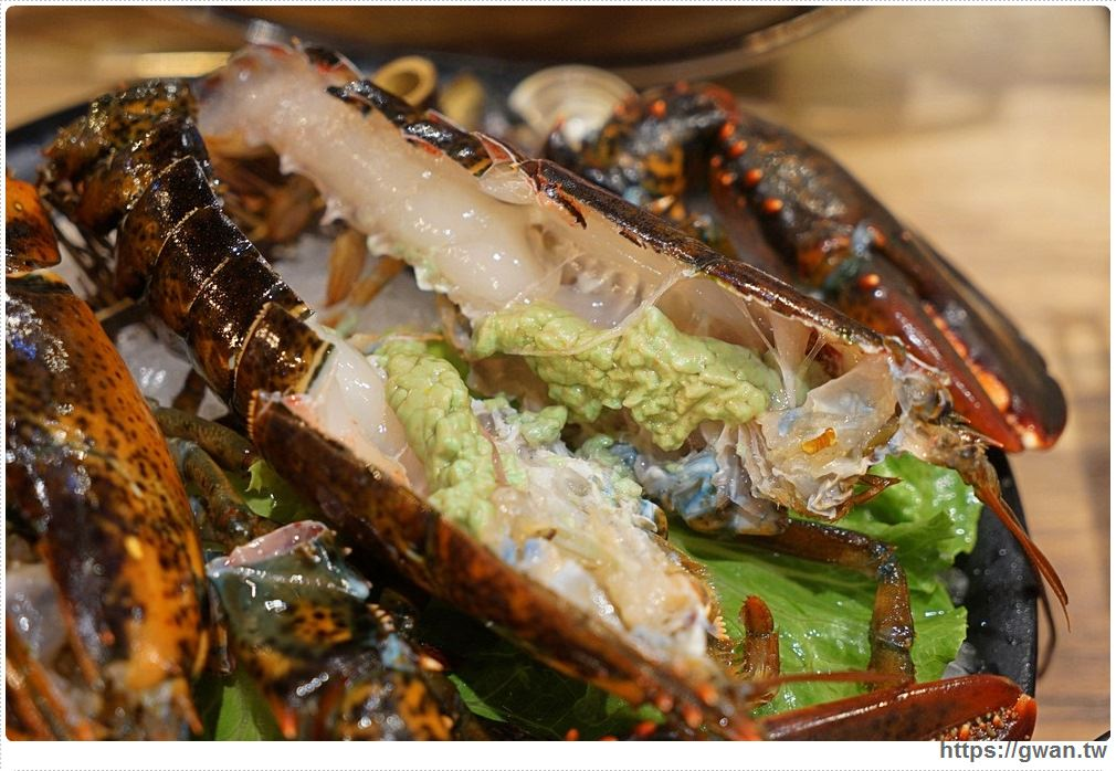20180902020201 45 - 熱血採訪 | 宇良食巨無霸肉盤+浮誇手臂蝦,無霸三人套餐超值份量海陸通吃