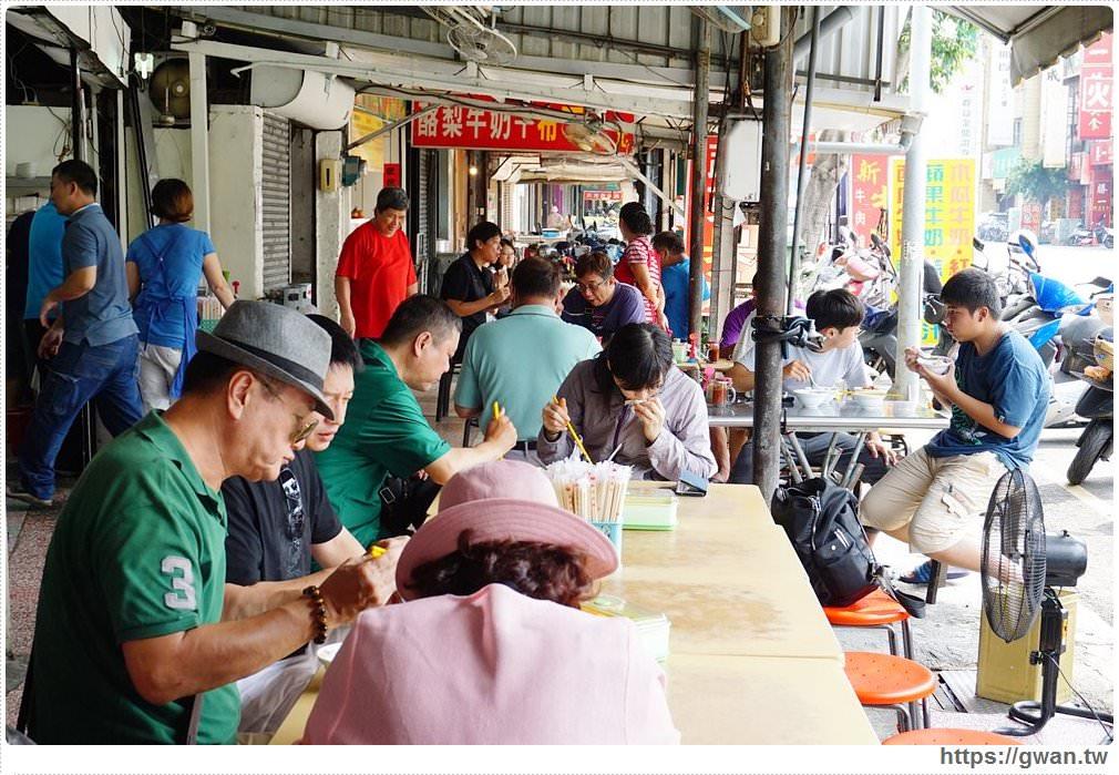 開元路無名虱目魚湯、肉燥飯 | 在地人低調吃了40年的老店虱目魚湯