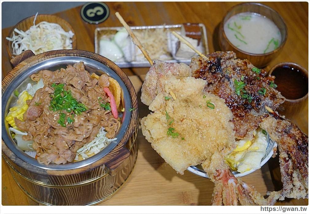 20180927193854 94 - 熱血採訪 | 台中超浮誇丼飯,兩隻鮮魷讓你看不到底下白飯,牛肉片堆成小山