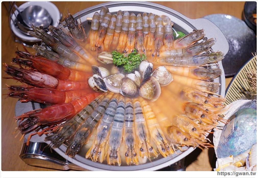 水森水產菜單 2018 | 台中海鮮鍋物 | 現撈鮮活海鮮 | 日式料理
