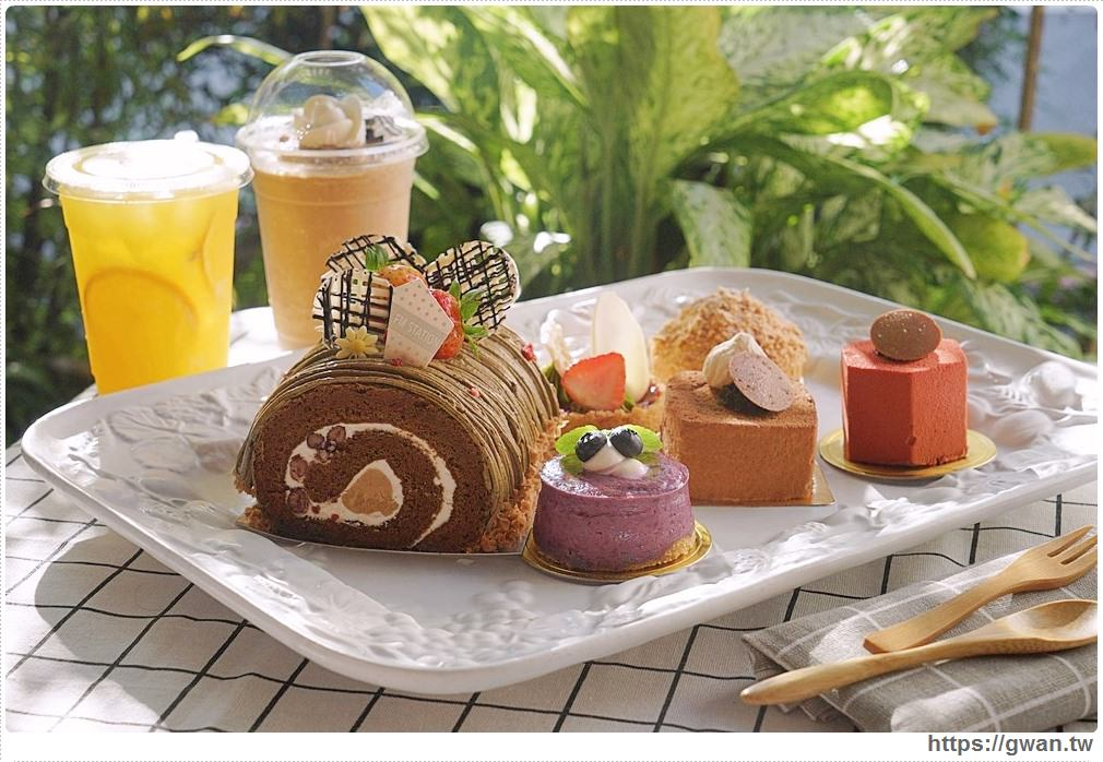 馥漫麵包花園 | 馥漫新品小蛋糕,百元有找,月底前加購飲料再半價
