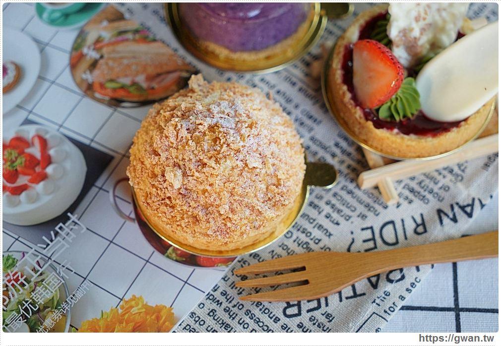 20181110115213 71 - 熱血採訪 | 馥漫麵包花園夢幻下午茶新上市,11月底前新品甜點加購飲料只要半價呦