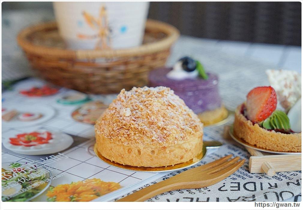 20181110115214 97 - 熱血採訪 | 馥漫麵包花園夢幻下午茶新上市,11月底前新品甜點加購飲料只要半價呦