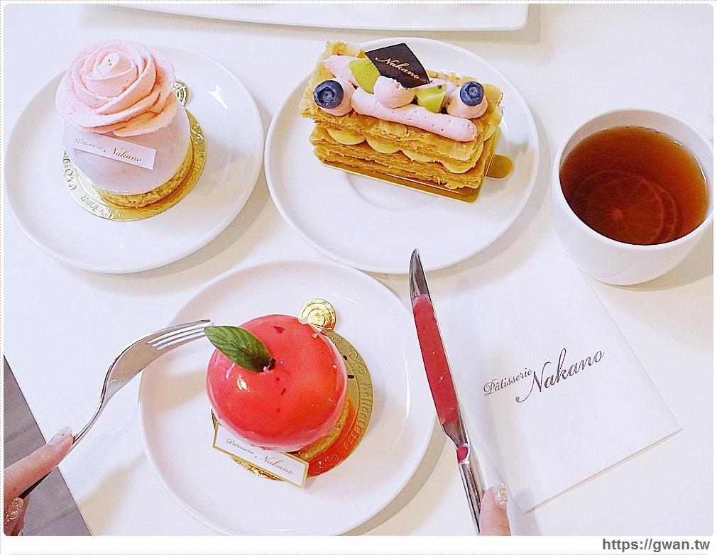 Nakano甜點沙龍菜單 | 桃園人氣蛋糕店,第一間現做盤飾甜點!!