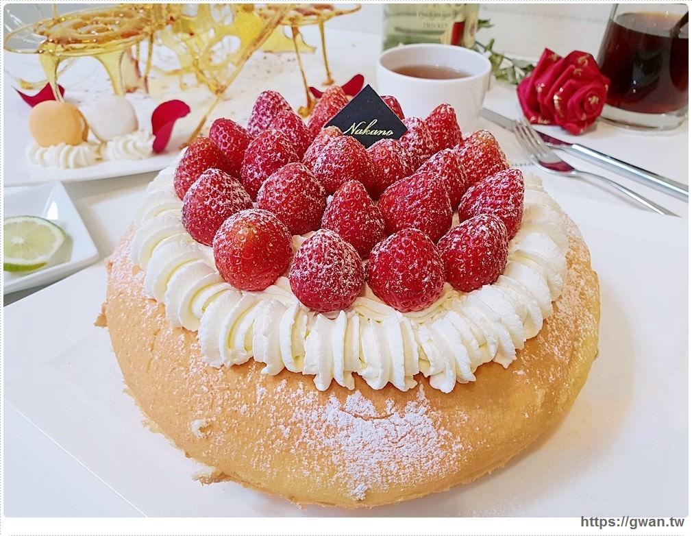 桃園蛋糕 | Nakano甜點沙龍草莓季又來囉,還有超浮誇的糖工藝三層架!!