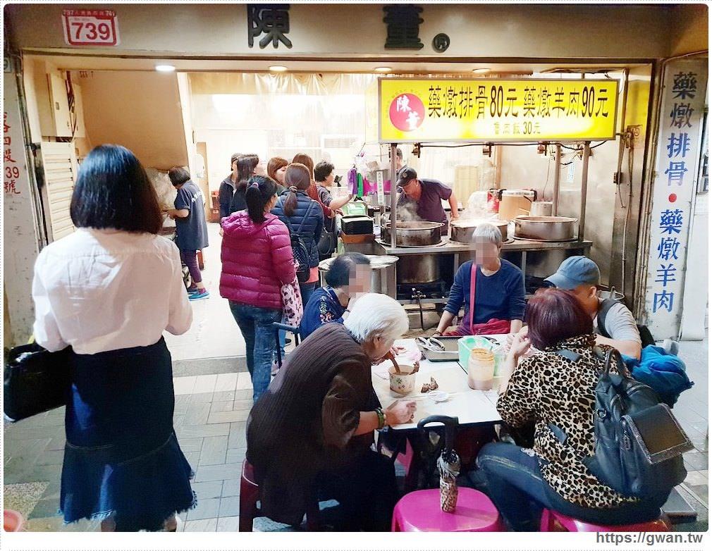 陳董藥燉排骨 | 饒河夜市必吃美食,人潮排到店外,外帶更大碗 !!