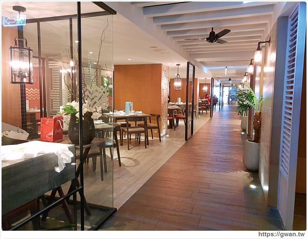 20181214010247 5 - 熱血採訪 | 連續三年米其林一星餐廳,冬季菜單新上市,還有好拍復古花磚牆!!