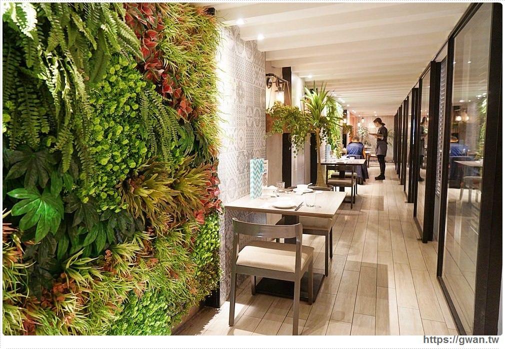 20181214010253 23 - 熱血採訪 | 連續三年米其林一星餐廳,冬季菜單新上市,還有好拍復古花磚牆!!