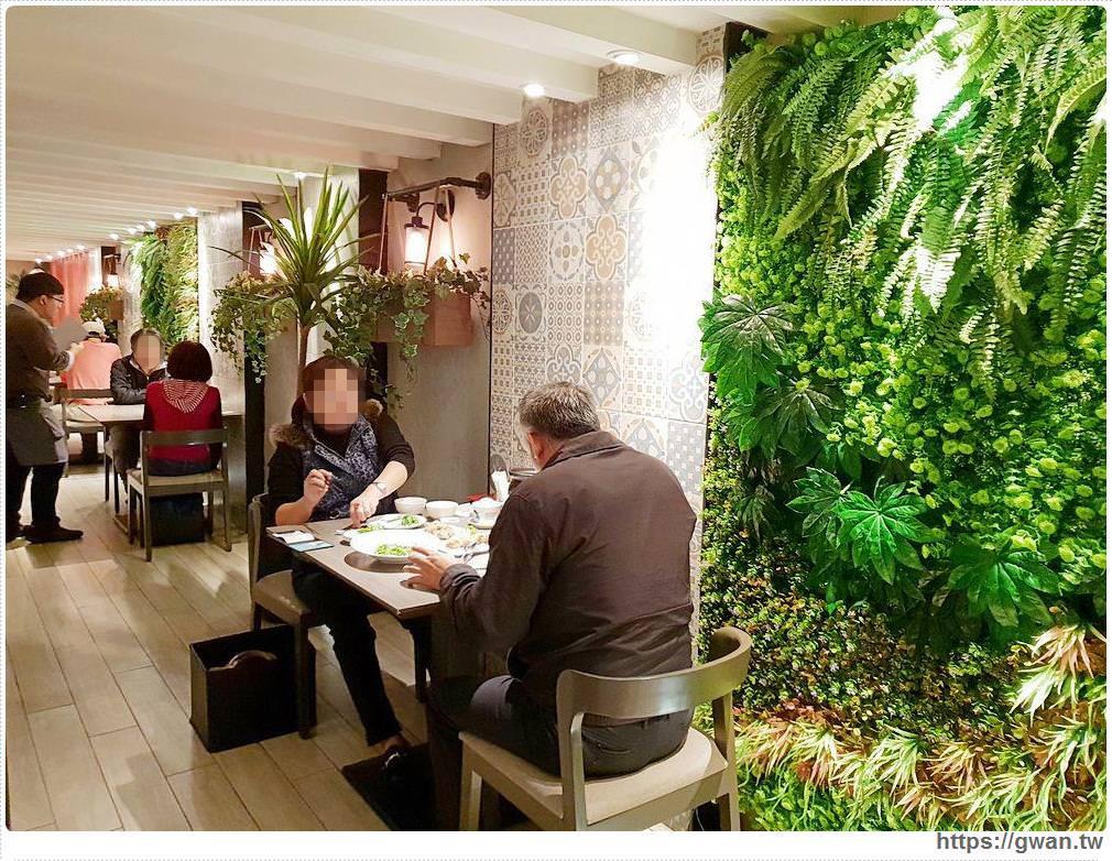 20181214010255 82 - 熱血採訪 | 連續三年米其林一星餐廳,冬季菜單新上市,還有好拍復古花磚牆!!