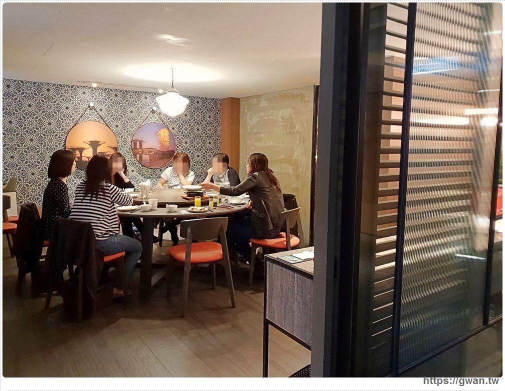 20181214010256 2 - 熱血採訪 | 連續三年米其林一星餐廳,冬季菜單新上市,還有好拍復古花磚牆!!