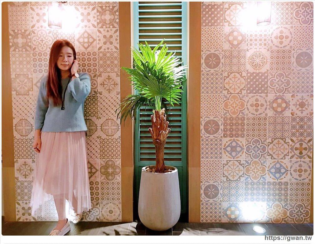 20181214010308 82 - 熱血採訪 | 連續三年米其林一星餐廳,冬季菜單新上市,還有好拍復古花磚牆!!