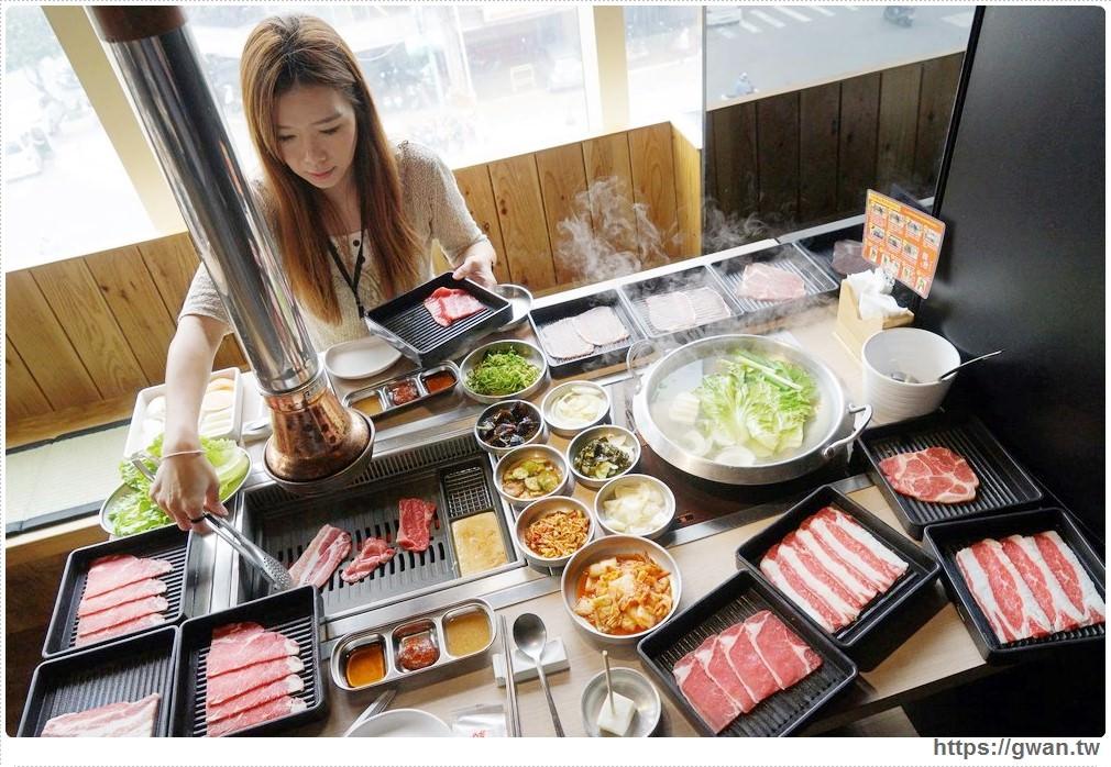 桃園中壢 韓舍韓式烤肉 | 韓式烤肉吃到飽只要399,還有大醬湯、石鍋拌飯、飲料無限享用!!