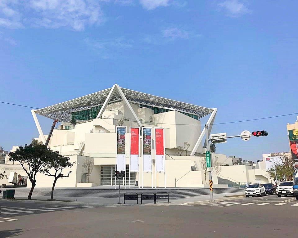 台南市美術館二館預計1/27周日開幕,台南的朋友準備好了嗎!!