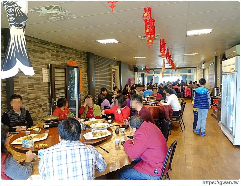 金門昔果山 | 松㑀郎和漢料理–除夕到初五合菜需預訂,大年初一聚餐人潮滿滿