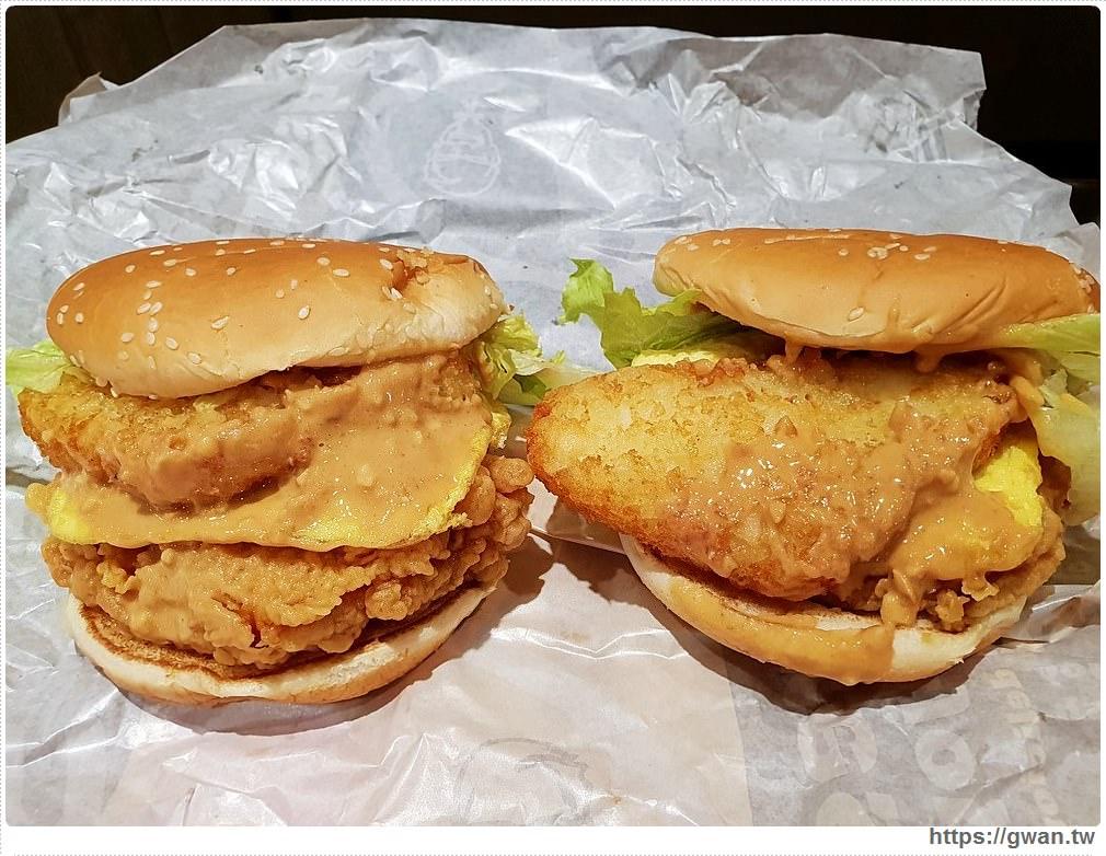 20190215152556 6 - 肯德基期間限定的花生醬雞腿堡只到3/4,台中只有這兩間吃得到,加量42%花生醬