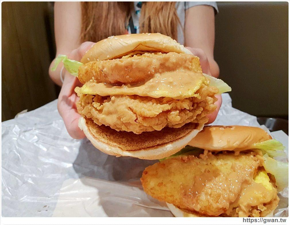 20190215152557 9 - 肯德基期間限定的花生醬雞腿堡只到3/4,台中只有這兩間吃得到,加量42%花生醬