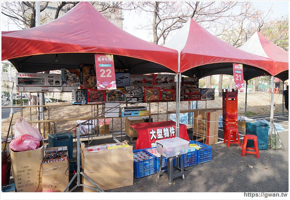 2019台中燈會美食攤位