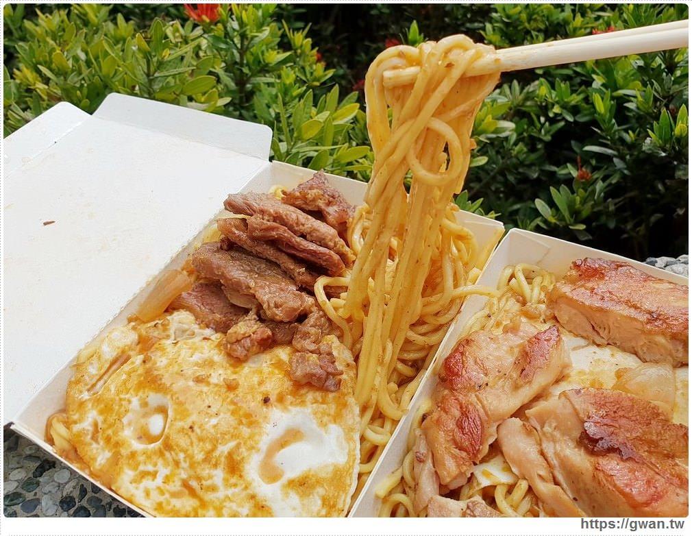 20190217172012 39 - 挑戰台中最便宜 | 永興街外帶牛排、雞腿排,加麵加蛋還送紅茶只要79元!!