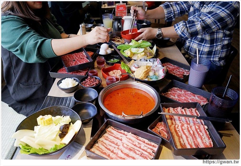 本燔野菜農場 | 桃園超狂壽喜燒、火鍋吃到飽只要389,肉品、蔬菜、冷熱飲無限享用,桌面滿到擺不下!!