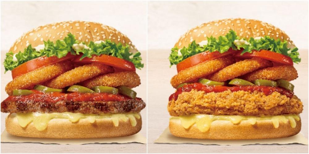20190304135642 78 - 漢堡王買一送一又來了!!買指定漢堡送小華堡,快點吃起來~