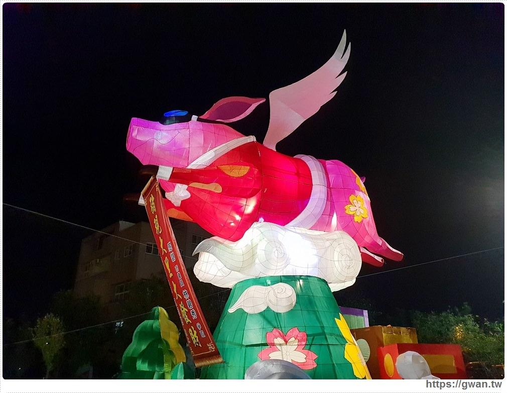 20190318222457 98 - 台中新燈會開幕囉!!夜晚的美麗燈海就在十九甲健康公園~
