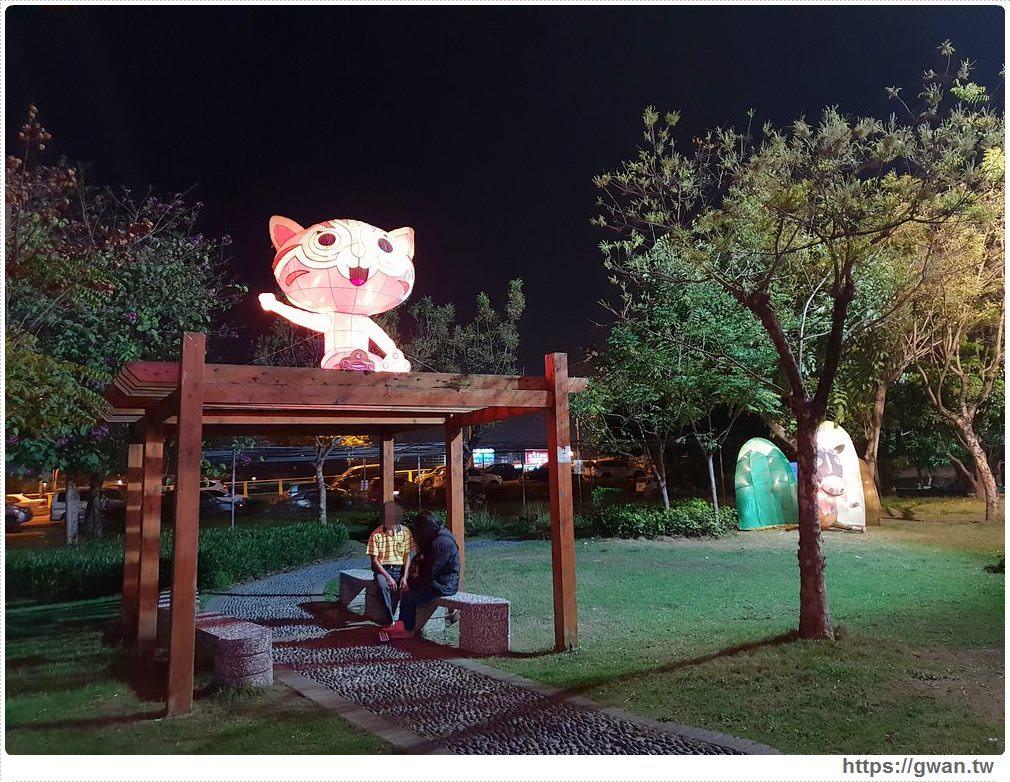 20190318222459 77 - 台中新燈會開幕囉!!夜晚的美麗燈海就在十九甲健康公園~
