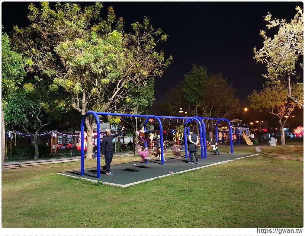 20190318222501 7 - 台中新燈會開幕囉!!夜晚的美麗燈海就在十九甲健康公園~