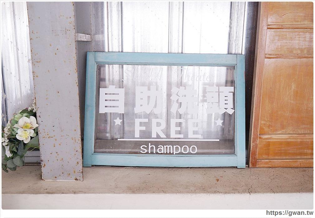 20190319154654 18 - 太誇張!台中第一間免費的自助洗頭就在皇后鎮,洗髮精、吹風機、毛巾通通都有
