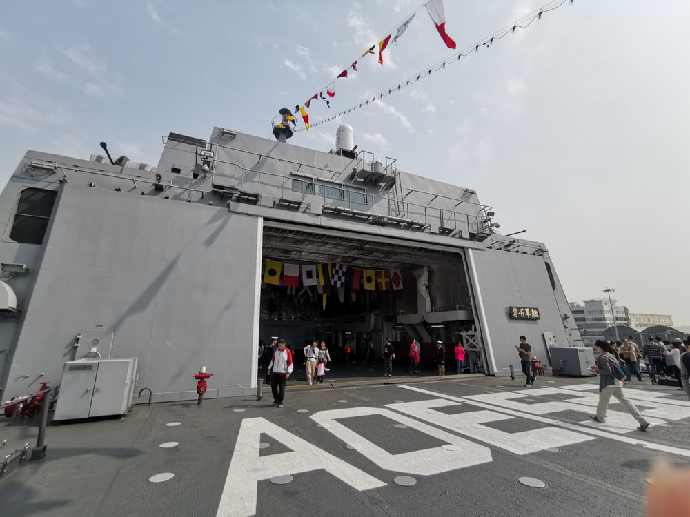 三月限定!!2019敦睦遠航訓練,海軍軍艦停靠全台七大港口,開放民眾免費登船參觀~