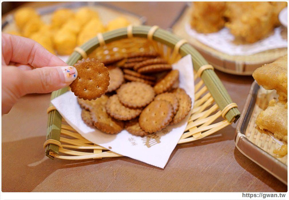 台中美食有春茶館 | 小時候黑糖餅