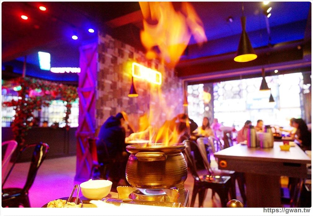 水貨炭火烤魚大里 台中烤魚火鍋