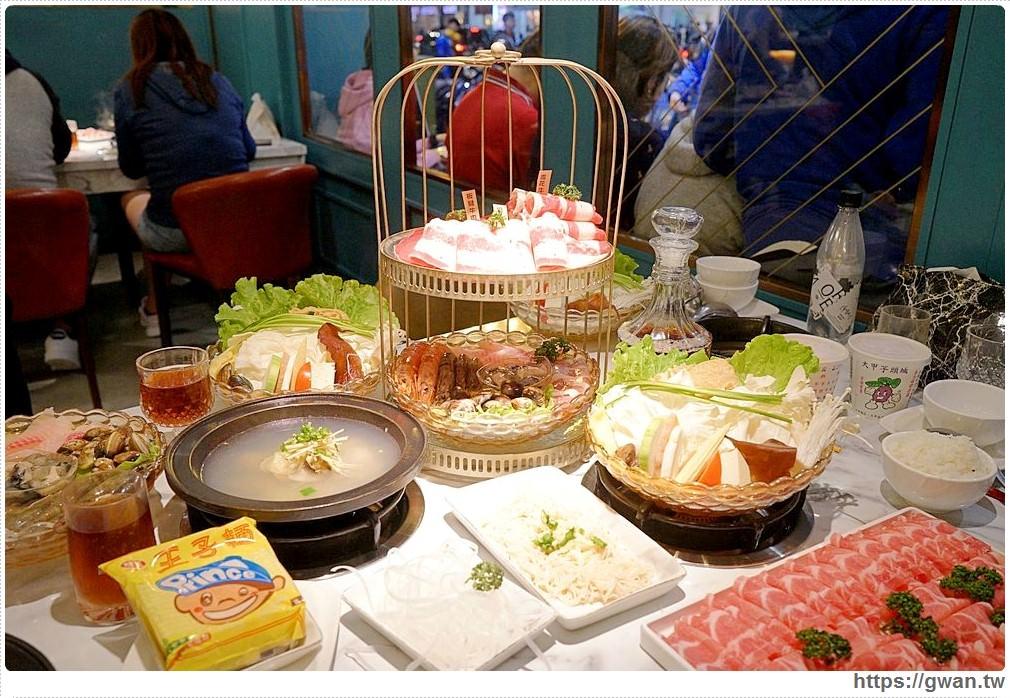 久違石頭火鍋菜單 | 台中鳥籠火鍋,土耳其藍店面復古風,逢甲新亮點!!