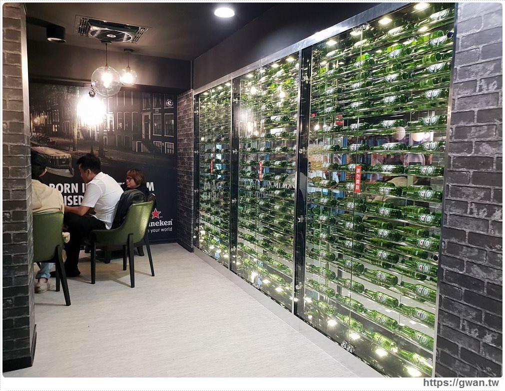 全台唯一711海尼根門市 | 鮮封生啤、海尼根網美牆,還有各種限量商品都在7-ELEVEN南京門市!!
