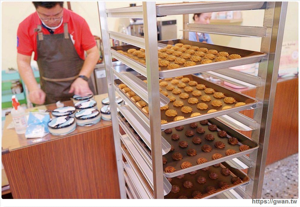 Conch Baking 手作餅乾 | 在地人私藏低調小店,當天現烤曲奇餅好吃到不出三天就消滅!!