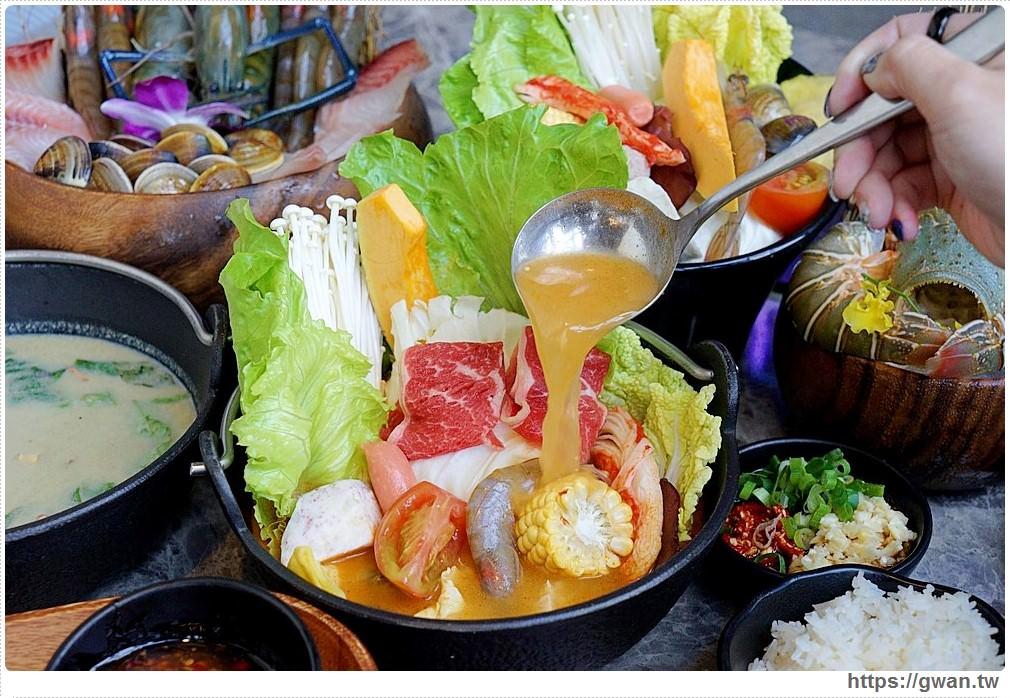 20190427114729 76 - 熱血採訪 | 泰丘鍋物,泰國蝦出現在火鍋店!還有泰奶冰沙和泰國香米吃到飽~